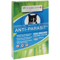 Bogacare Anti Parasite Collier Chat 1St