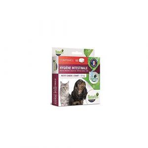 Naturlys Octave – Produit Naturel – Vermifuge chiens et chats naturel Naturly's Octave (3 comprimés – Petits chiens et chats)