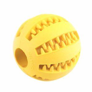 SYY Jouets pour Chiens De Compagnie,Yellow-7cm